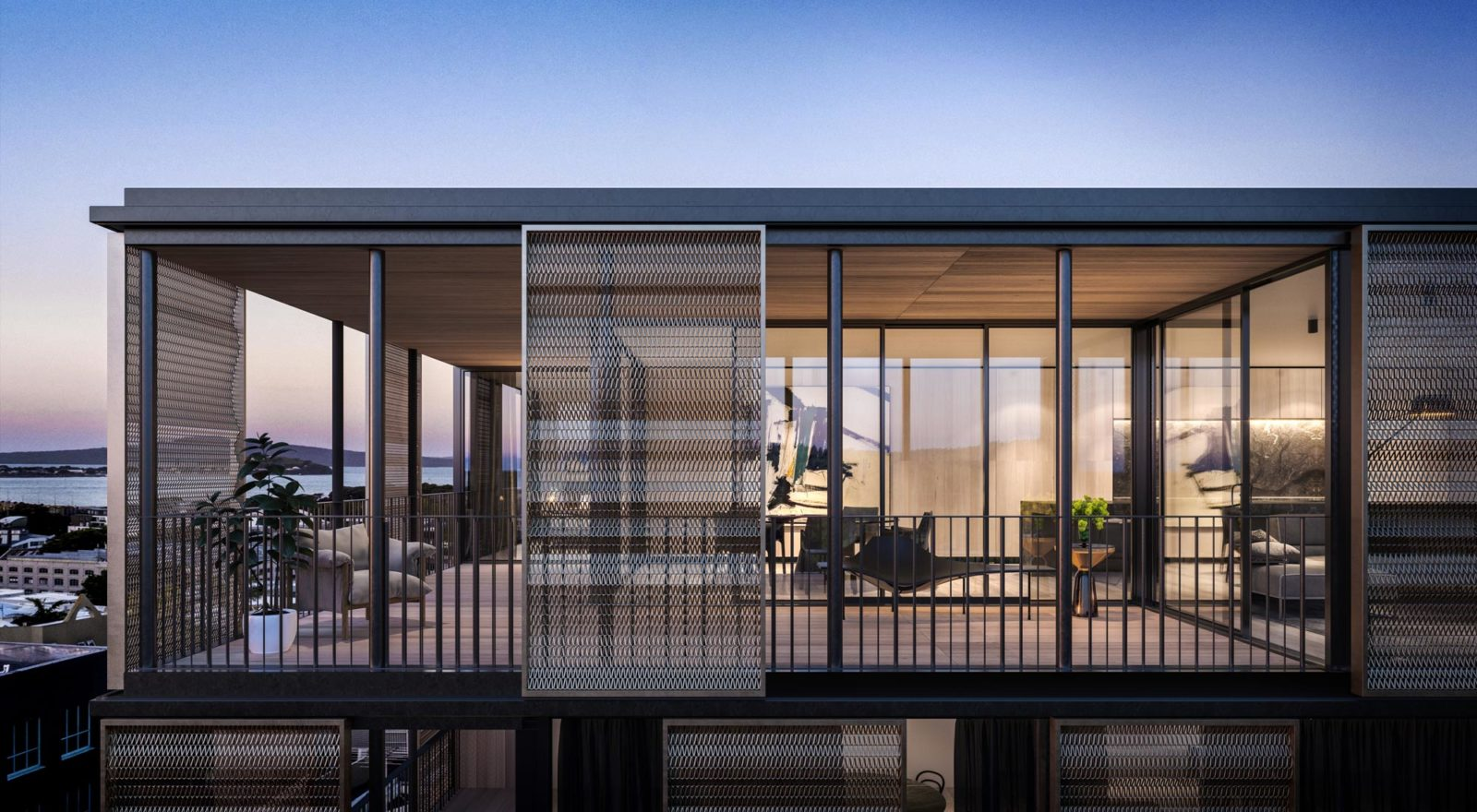 The Windsor Apartments - Stevens Lawson Architects